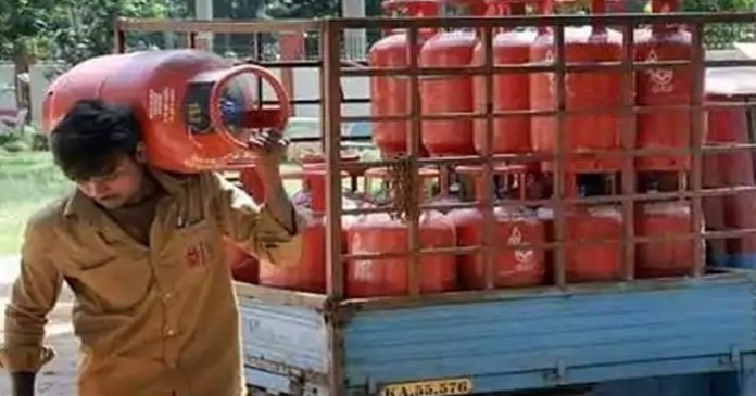 non subsidised lpg gas cylinder pricehiked on 1st july