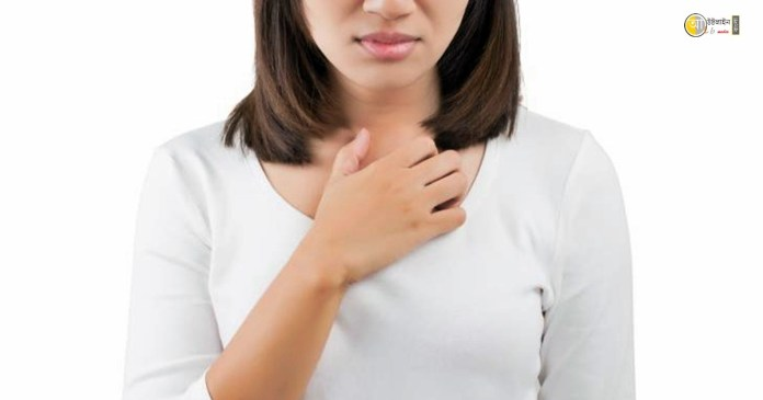 Just getting sore throat while sleeping may be an indication of these diseases