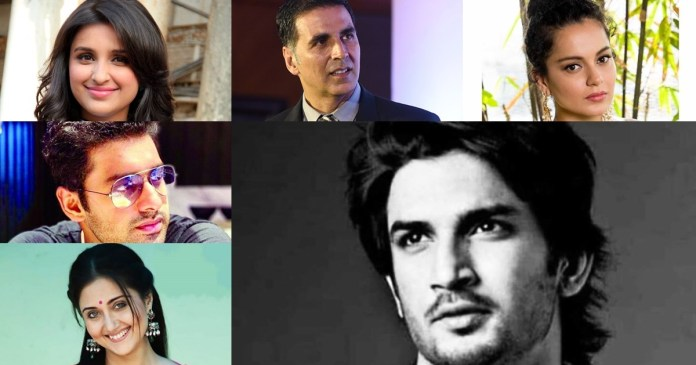 The celebs of Bollywood and Tollywood are happy with the direction of the CBI investigation into Sushant's death