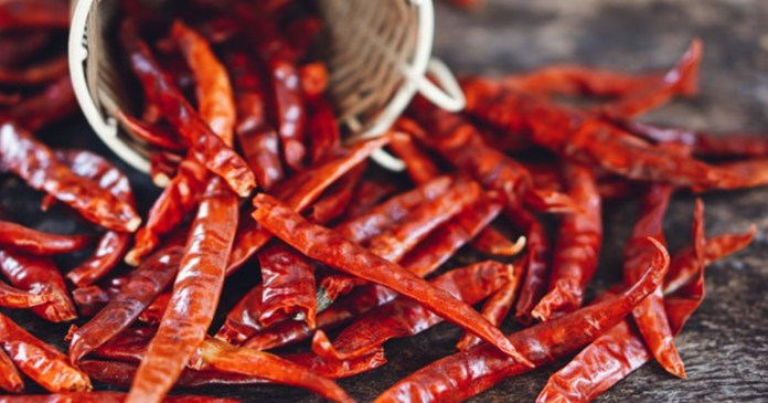 The magic of dry chilli, the solution to big problems