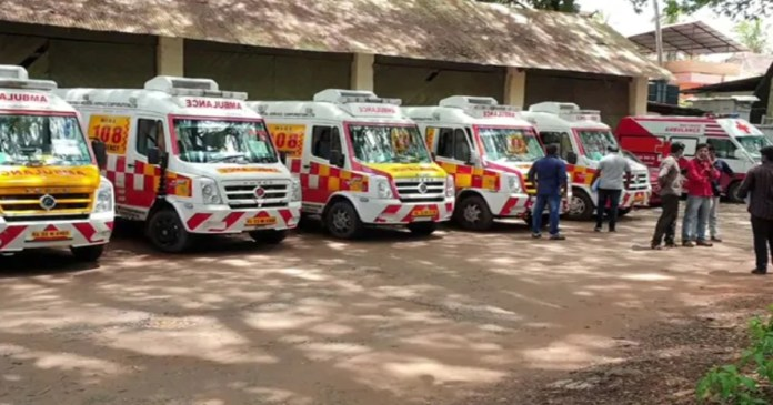 Covid-19 patient raped by ambulance driver in Kerala