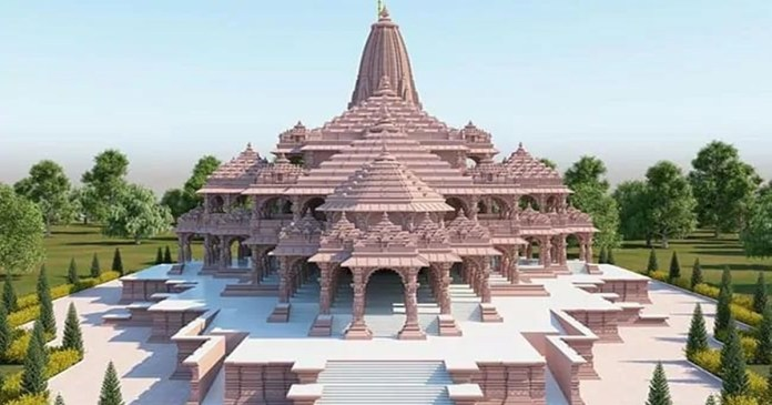 Ram Temple construction to begin after Sept 17