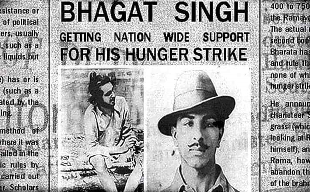 hunger strike nationalheral