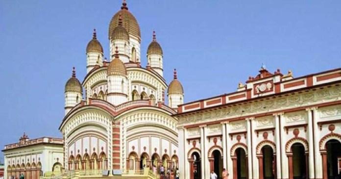 this year dakshinswar temple remain shut on mahalaya morning