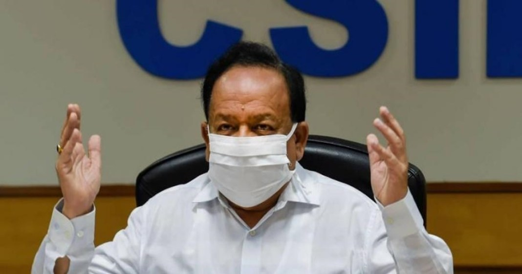 Onam led to Kerala COVID-19 spike, says Harsh Vardhan