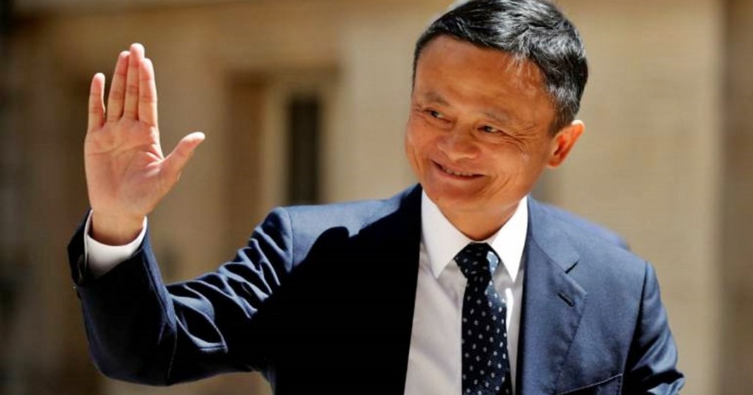 Jack Ma was not missing, CNBC report says