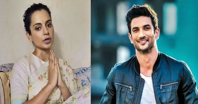 explosive-tweets-by-kangana-ranaut-about-sushant-singh-rajput