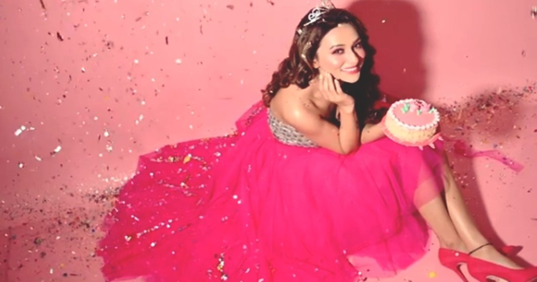 Mimi Chakraborty says I will spend Valentine's Day with Max and Chikoo