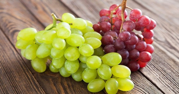 know the benefits of fruit queen grape in beauty treatment
