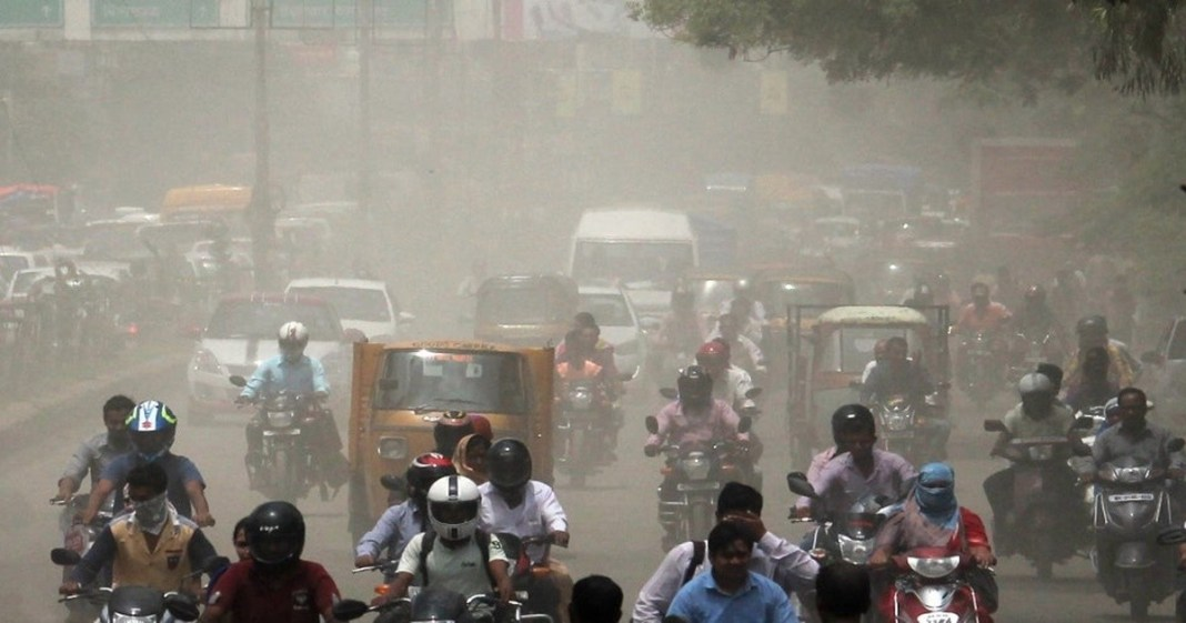 IQAir Says 22 Of World's 30 Most Polluted Cities In India