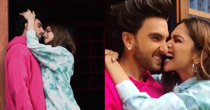 Romantic Ranbir with Deepika, see viral video