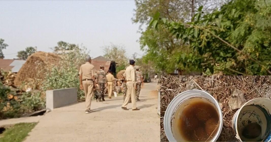 Trinamool BJP bombing in Lavpur, 7 arrested, 2 injured