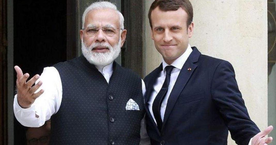 France to provide oxygen generators, ventilators to help India combat COVID-19 surge