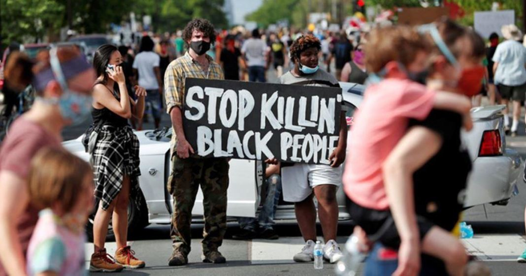 racism in america another black teenager shot by police