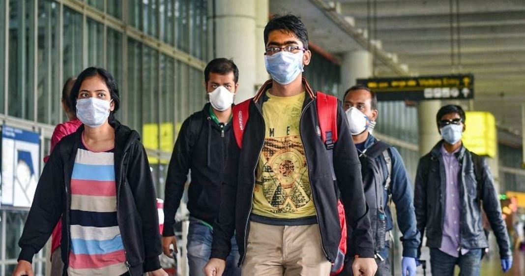 west bengal government declared punishment if don't wear a mask properly
