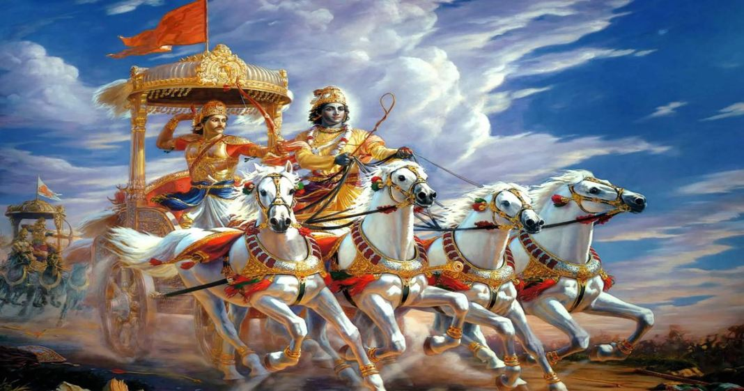 7 Lessons from Bhagavad Gita Which Teaches The Very succeed and Self-Confidence Our Life