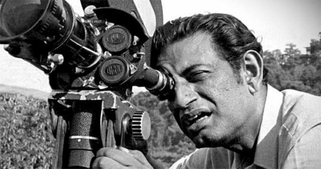 On Satyajit Ray's centenary birth anniversary, Mamata Banerjee pay tribute to iconic director