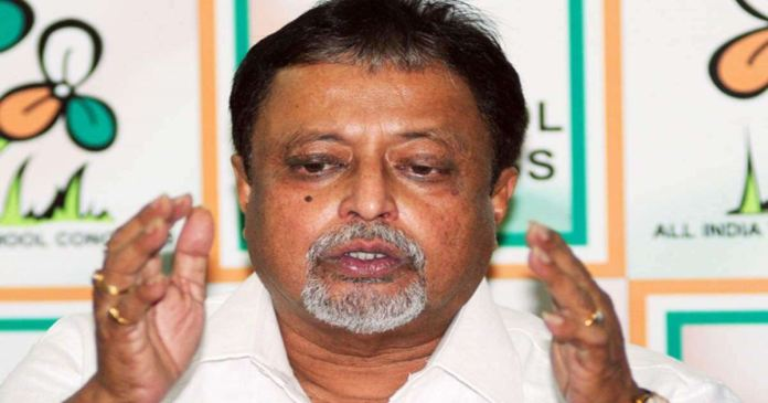 Mukul Roy shuns Central Security after joins tmc
