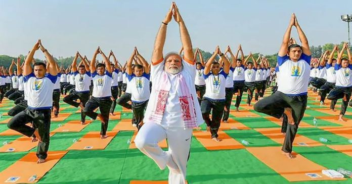 PM Modi says Yoga a ray of hope in India's fight against Covid-19
