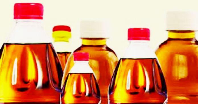 edible oil price down, check mustard oil sunflower oil palm oil soya oil latest rate