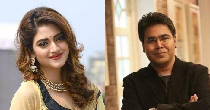 mir asfar ali trolled about actress nusrat jahan live-in relationship