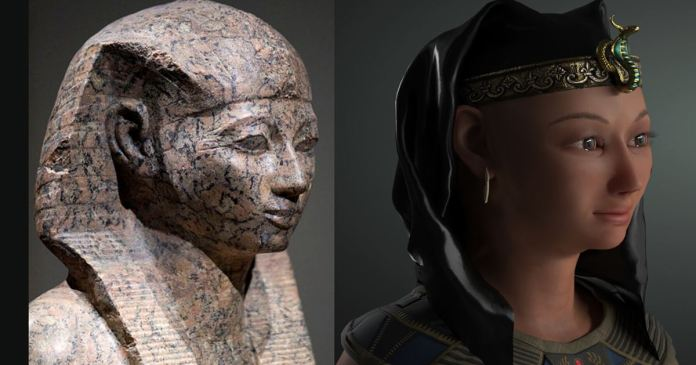 Despite being a woman, Hatshepsut ruled Egypt in the guise of a man