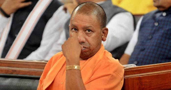 Yogi adityanath in UP No law and order in up 87 ex-bureaucrats speak out against yogi