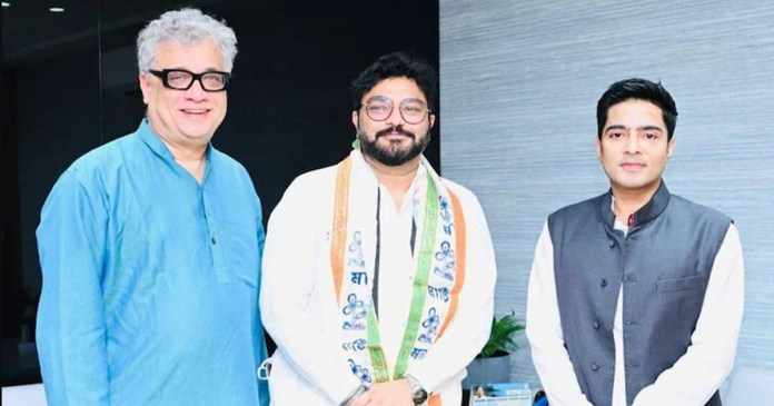 Babul Supriyo said Great opportunity has come, will work for the development of Bengal