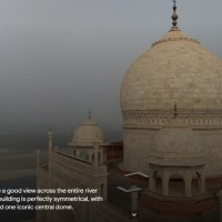 Have You Taken the Taj Virtual Tour?; Outlook Traveller