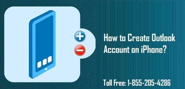 Create Outlook Account on iPhone