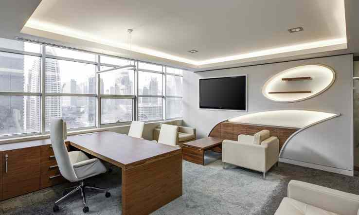 What is a Serviced Office Space?