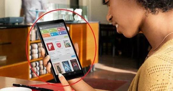 tablet nexus 8