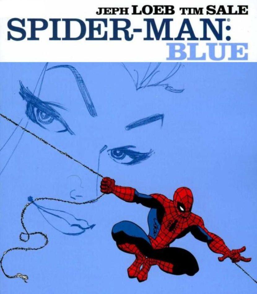 Spider-Man Bue
