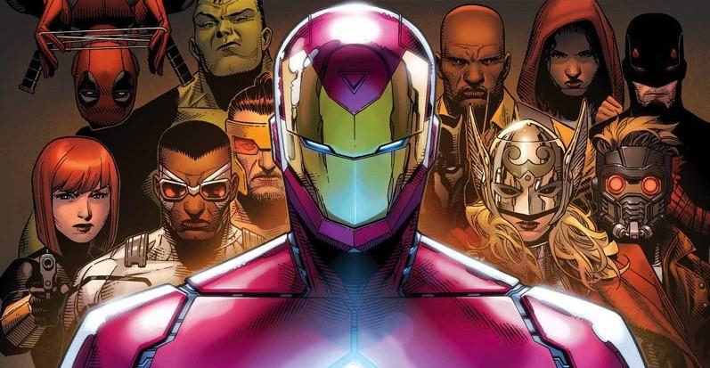 Iron Man CWII