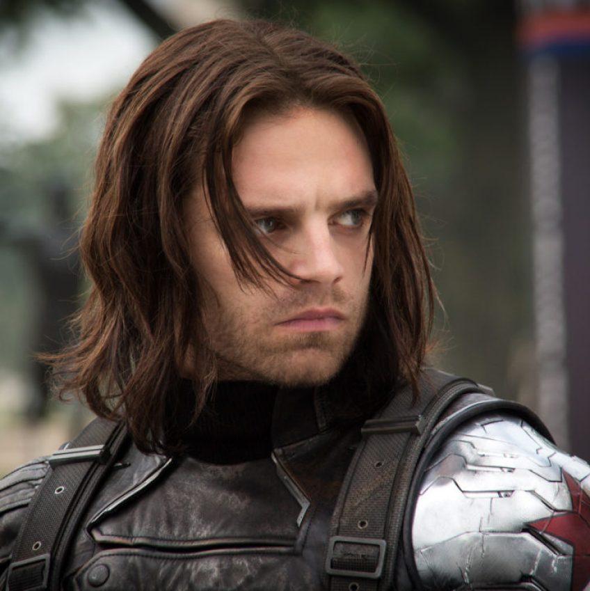 """Marvel's Captain America: The Winter Soldier""..Winter Soldier/Bucky Barnes (Sebastian Stan)..Ph: Zade Rosenthal..? 2014 Marvel. All Rights Reserved."