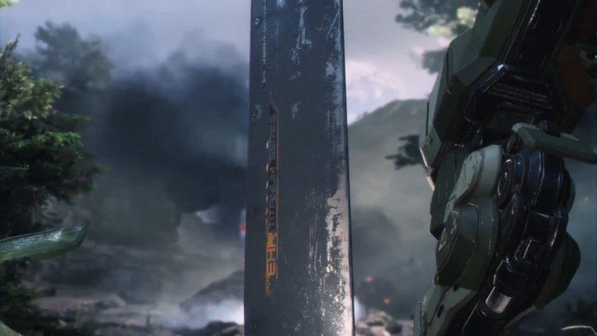 Titanfall 2 Teaser Shot