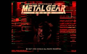 Metal Gear Solid – Does It Hold Up?