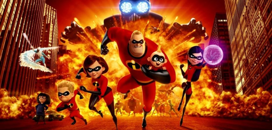 Incredibles 2 – Movie Review – Out Of Lives
