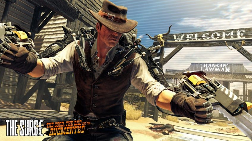 The Surge The Good The Bad and The Augmented Warren Cowboy