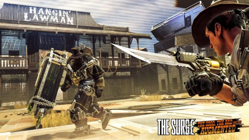 The Surge The Good The Bad and The Augmented Challenger