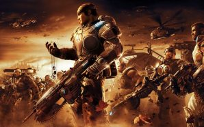 First Time Playing: Gears of War 2
