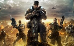 First Time Playing: Gears of War 3
