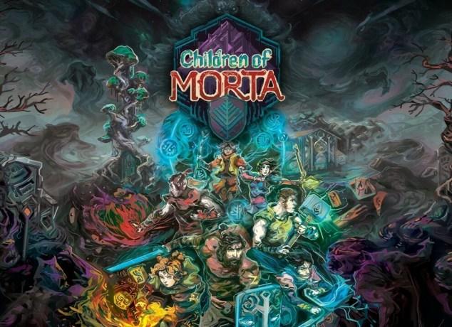Children of Morta Header 1280x720