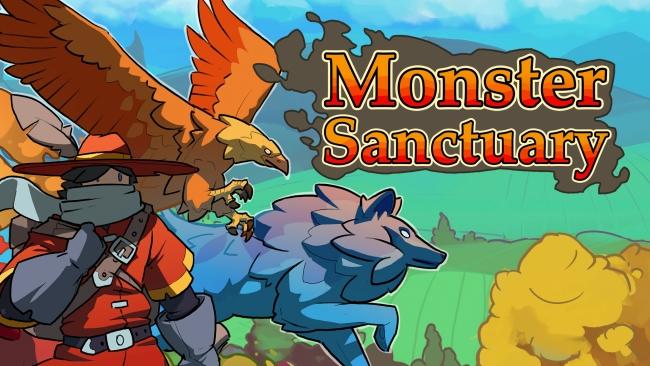 Monster Sanctuary 1280x720