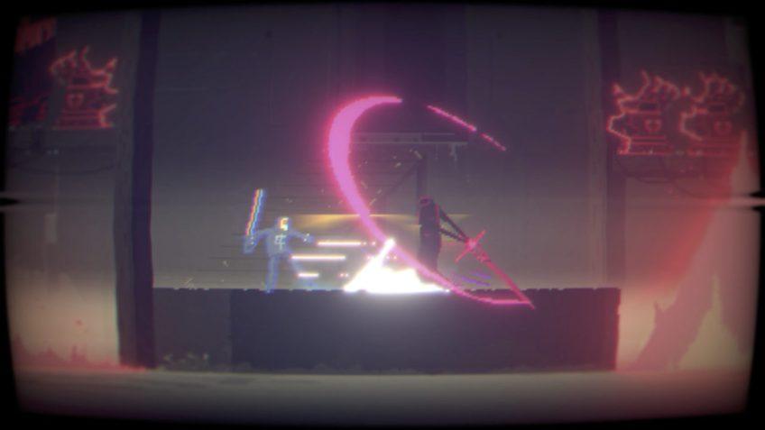 Narita Boy Combat Sword Fight
