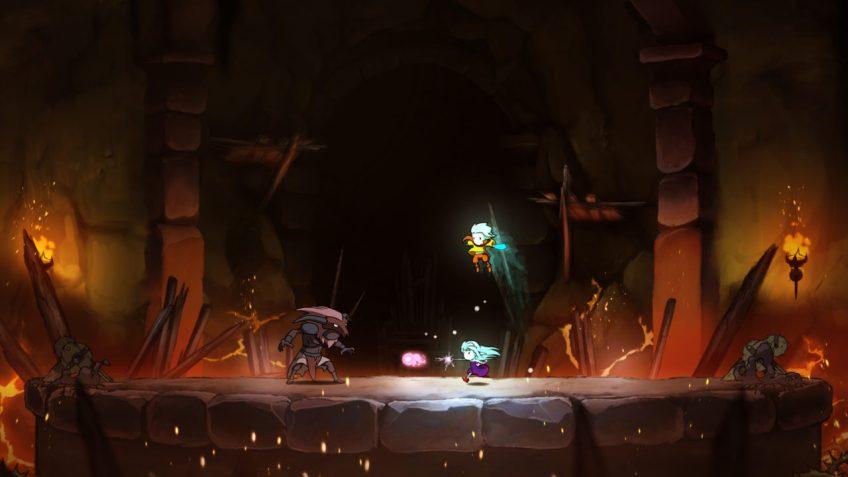 Greak Memories of Azur Greak and Adara Boss Fight
