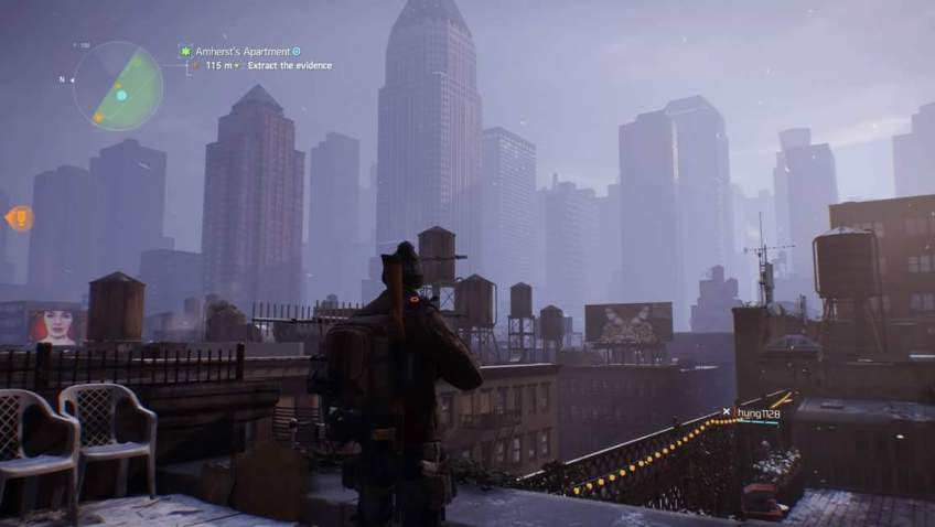 New York City is beautifully rendered in The Division