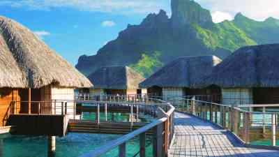 Four Seasons Resort Bora Bora | Gay Holidays & Vacations ...