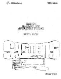 M68DOS3 Manual