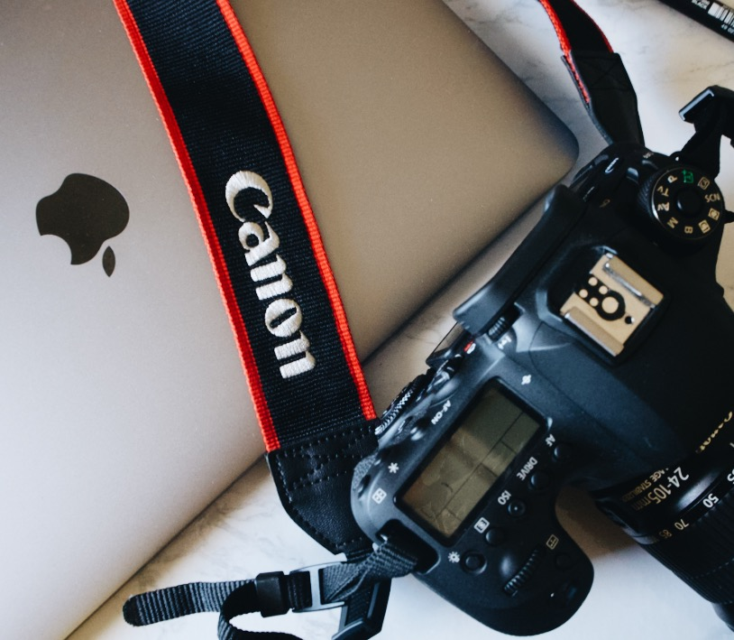 Macbook Pro and Canon 6D Markii